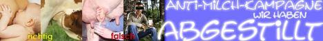 Anti-Milch-Kampagne: Wir haben abgestillt